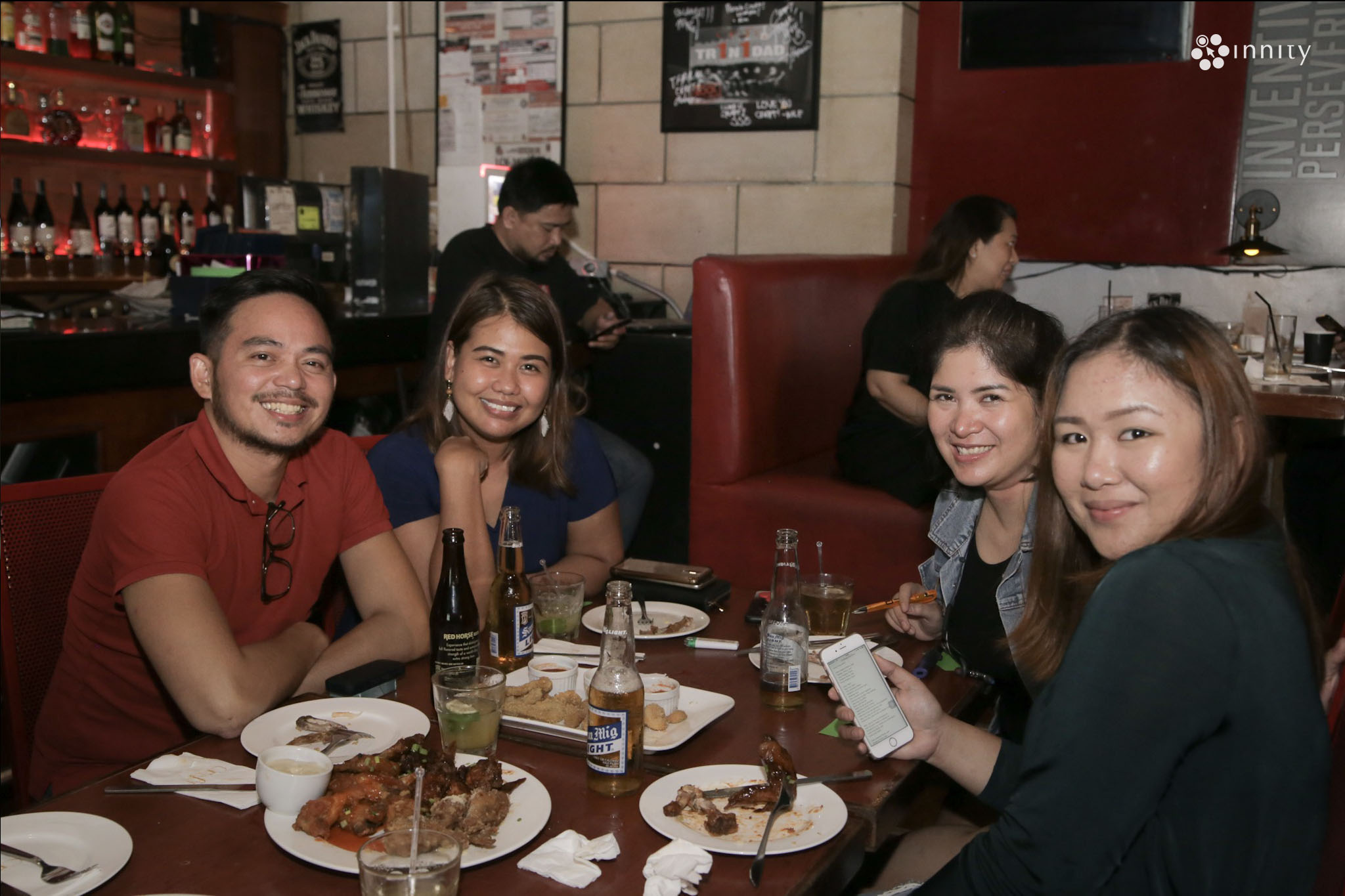 """Innity Philippines Celebrates """"The Agency Life"""""""